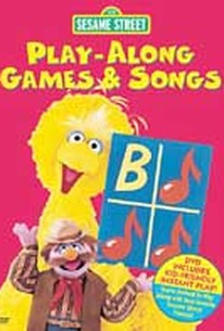 Sesame Street - Play-Along Games & Songs
