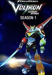 Voltron: Legendary Defender: Season 1