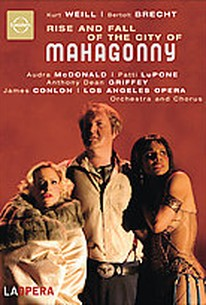 Rise and Fall of the City of Mahagonny - Conlon, LuPone