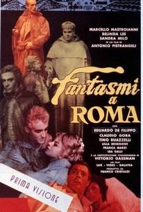 Ghosts Of Rome (fantasmi A Roma)