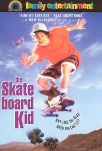 The Skateboard Kid