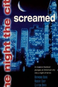 The Night the City Screamed