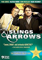 Slings & Arrows - The Complete Collection