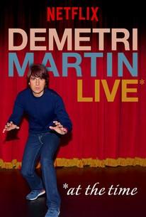 Demetri Martin: Live (At the Time)