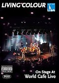 Living Colour - On Stage At World Caf� Live