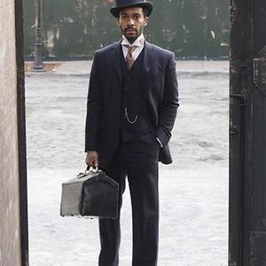 Andre Holland as Dr. Algernon Edwards.
