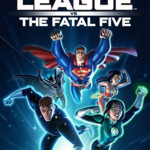 Justice League Vs The Fatal Five 2019 Rotten Tomatoes