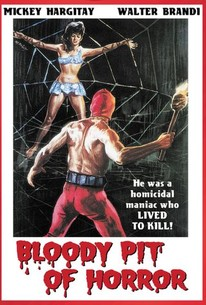Il Boia scarlatto (Bloody Pit of Horror)(The Scarlet Hangman)(A Tale of Torture)
