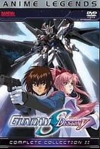 Mobile Suit Gundam SEED Destiny - Part II