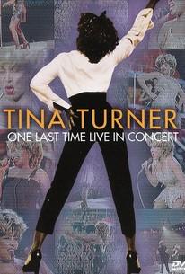 Tina Turner: One Last Time