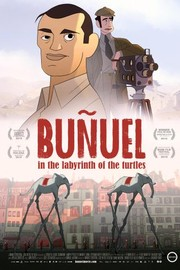 Buñuel in the Labyrinth of the Turtles (Buñuel en el laberinto de las tortugas)