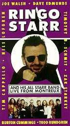 Ringo Starr and His All Starr Band - Live From Montreux