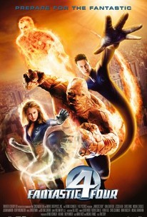 Fantastic Four 2005 Rotten Tomatoes