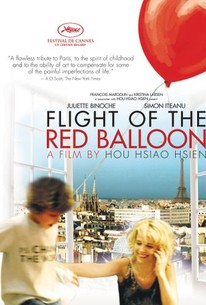 Le Voyage Du Ballon Rouge The Flight Of The Red Balloon 2007