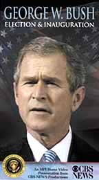 George W. Bush: Election and Inauguration