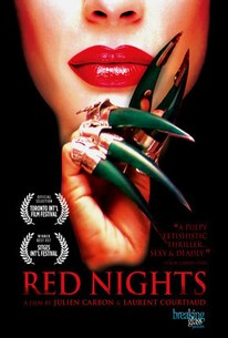 Red Nights (Les Nuits Rouges Du Bourreau De Jade)