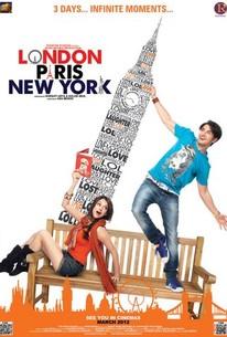 London, Paris, New York