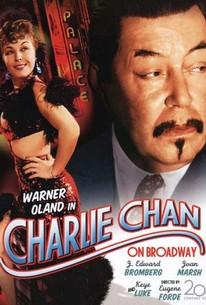 Charlie Chan on Broadway