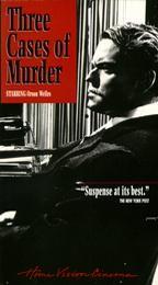 Three Cases of Murder