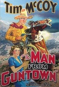 The Man from Gun Town