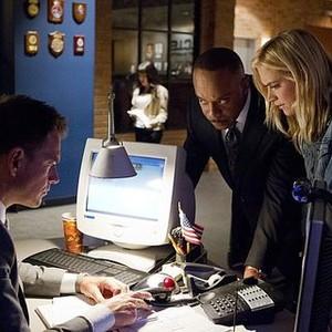 NCIS, Season 12: Michael Weatherly, Rocky Carroll and Emily Wickersham