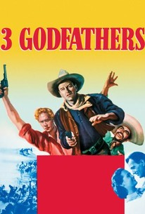 Poster for Three Godfathers (1948)