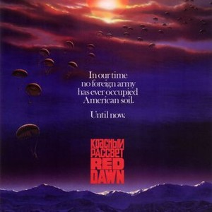 red dawn 1984 rotten tomatoes