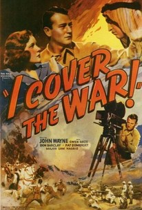 I Cover the War