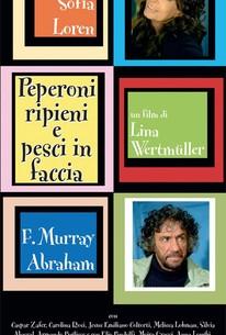 Peperoni ripieni e pesci in faccia (Too Much Romance... It's Time for Stuffed Peppers)