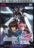 Mobile Suit Gundam SEED Destiny - Part II
