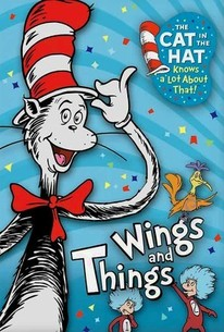 Cat in the Hat Knows a Lot About That: Wings and Things