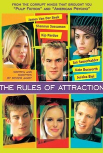 The Rules Of Attraction 2002 Rotten Tomatoes