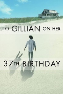 To Gillian on Her 37th Birthday