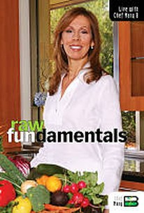 Live with Chef Mary B: Raw Fundamentals