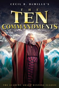 The Ten Commandments (1956) Tagalog Dubbed