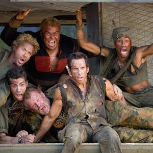 Image result for tropic thunder ben stiller
