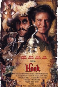 Hook 1991 Rotten Tomatoes