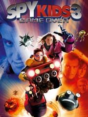 Spy Kids 3-D - Game Over