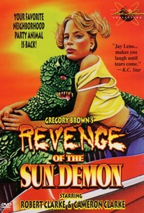 Revenge of the Sun Demon