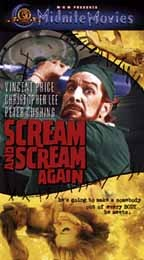 Scream and Scream Again (Screamer)