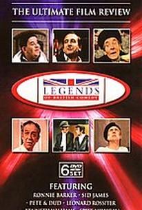 Legends of British Comedy