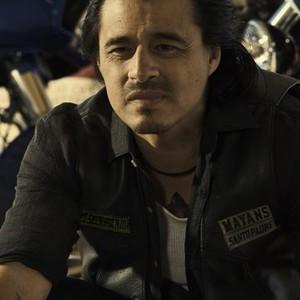 """Antonio Jaramillo as Michael """"Riz"""" Ariza"""