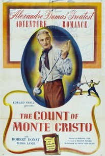 The Count of Monte Cristo (1934) - Rotten Tomatoes