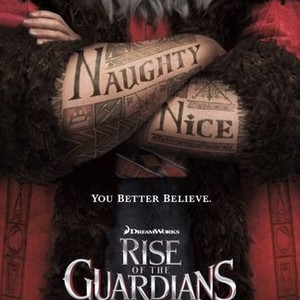 rise of the guardians 2012 cast