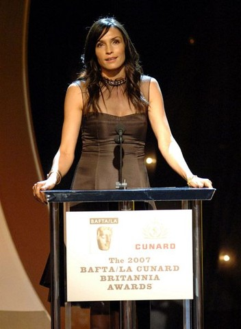 16th Annual BAFTA/LA Cunard Britannia Awards - Inside
