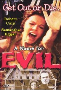 A Name for Evil (The Grove) (The Face of Evil)