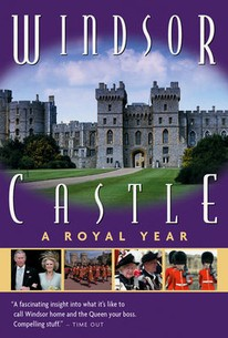 Windsor Castle: A Royal Year