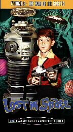 Lost in Space - The War of the Robots