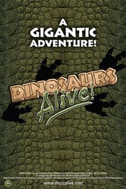 Dinosaurs Alive! 3D