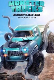 Monster Trucks 2017 Rotten Tomatoes